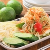 にんにくやマナオ - 料理写真:青パパイヤのサラダ。美容効果あり女性に大人気1080円(税抜)