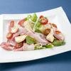 YUGEYA - 料理写真:和豚もち豚ショルダーベーコンのサラダ