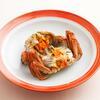 メゾン・ド・ユーロン - 料理写真:上海蟹の姿蒸し