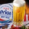 夏と海と太陽と NAMIOTO - ドリンク写真:オジー自慢のオリオンビール♪