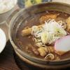 横浜なかや - 料理写真:名古屋名物『味噌煮込みうどん』の定食が堪能できます