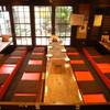 広島 酒呑童子 - 内観写真:少グループ~大人数宴会まで気軽に寛げる掘りごたつの座敷(36名様迄)