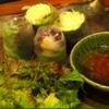 Restaurant NIHIRO 北千住 - 料理写真:ぷりぷりエビの特製ソース!生春巻き