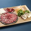 YUGEYA - 料理写真:近江牛しゃぶしゃぶセット