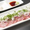 YUGEYA - 料理写真:近江牛タン刺し