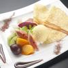 YUGEYA - 料理写真:季節フルーツとクレープ