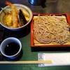 凪 - 料理写真:海老と野菜の天丼セット