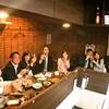 車海老専科 膳所龍門 - 内観写真:ベースがカウンターなので、8名様卓でも、10名様で盛り上がれます!