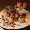 ダブリュー表参道 ザ セラーグリル - 料理写真:パーティープランの冷前菜盛り合わせ