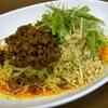 新新園 - 料理写真:汁なし担々麵