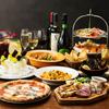 PIZZA SALVATORE CUOMO - 料理写真:シェフイチオシコース