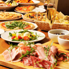 PIZZA SALVATORE CUOMO - 料理写真:カジュアルコース