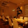 丹屋 - 内観写真:落ち着いた雰囲気で会話とお料理をお楽しみください。