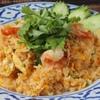 本格タイ料理 バンコク - 料理写真:カウパットクン
