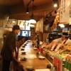 魚樽 - 内観写真:オープンキッチンカウンター有りで調理風景を愉しめます。
