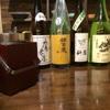 鍬焼きと日本酒 内山田 - ドリンク写真:燗酒も美味しいです