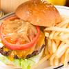 BOWERY LANE NY Table - メイン写真:ハンバーガー2