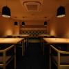 別邸 豚道泉 - 内観写真:2階 テーブル席