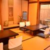 そば会席 立会川 吉田家 - 内観写真:1階:床の間のお部屋
