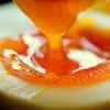 麺屋遊膳 - 料理写真:とろとろ半熟味付け玉子。