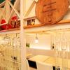 伊酒家 あずき - 内観写真:おしゃれでスタイリッシュな空間で絶品イタリアン&ワインをぜひ
