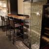 格之進F - 内観写真:バーカウンターのようなハイテーブル席