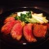dining bar 古酒楽 - 料理写真:下仁田ネギの鴨南蛮そば