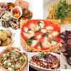 ピッツェリア リベルタ - 料理写真:4280円コース料理