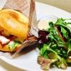 うみねこ - 料理写真:ベーグルサンドセット