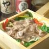 くらち - 料理写真:お野菜と和牛の蒸しゃぶ
