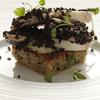 カンテサンス - 料理写真:つぶ貝と焼きクスクス