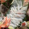 浦正鮨 - 料理写真:アブラメ姿造り