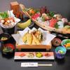 船清 - 料理写真:冬季12000円コース