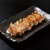 丸鶏 白湯ラーメン 花島商店 - 料理写真:餃子