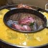 立喰☆焼肉 - 料理写真:御付き出し ケランチム&チーズコーン&キムチ焼き
