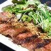 樽八 - 料理写真:厚切りステーキ