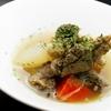 キタバル - 料理写真:【12月のBAL-ODEN】牛すじ ブラックペッパー 400円