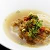 キタバル - 料理写真:【12月のBAL-ODEN】結び白滝 鶏そぼろ 350円