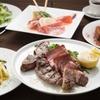 インコントロ オステリア&グリル - 料理写真:メインがTボーンステーキの大皿コースはボリューム満点