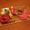 蔵くら - 料理写真:ボリューム満点の馬刺し