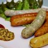 トラットリア ヒューメ - 料理写真:ミックスソーセージ