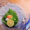 ときすし - 料理写真:活フグのてっさ