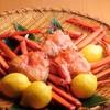 ときすし - 料理写真:どえりゃー美味い 香住産の紅ズワイガニ