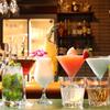 カフェ&バー コルト - メイン写真:スタンダードカクテル一式