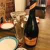 バル 1×1=ichi - ドリンク写真:なみなみスパークリングワイン