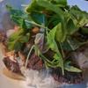 Club HOJU Bar - 料理写真:カットステーキ丼