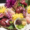 とりころろ - 料理写真:名古屋コーチンの新鮮なお刺身