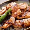 鳥伊勢 - 料理写真:本店の焼鳥丼
