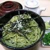 鳥伊勢 - 料理写真:茶そば