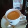 小倉 匠のパスタ ラ・パペリーナ - ドリンク写真:コーヒーも全力です。エチオピアのモカ